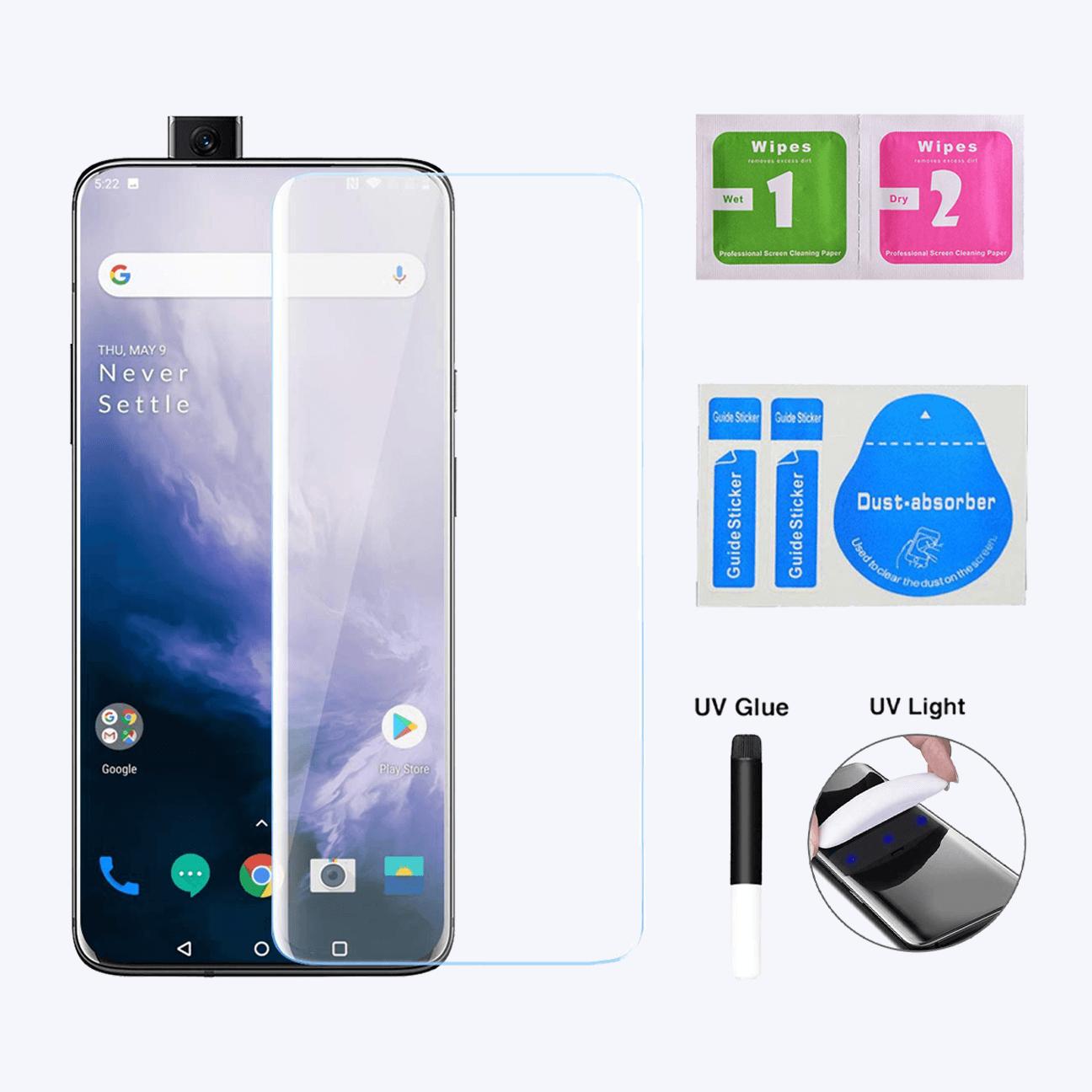 Samsung Galaxy S8  Curve UV Mobile Glass