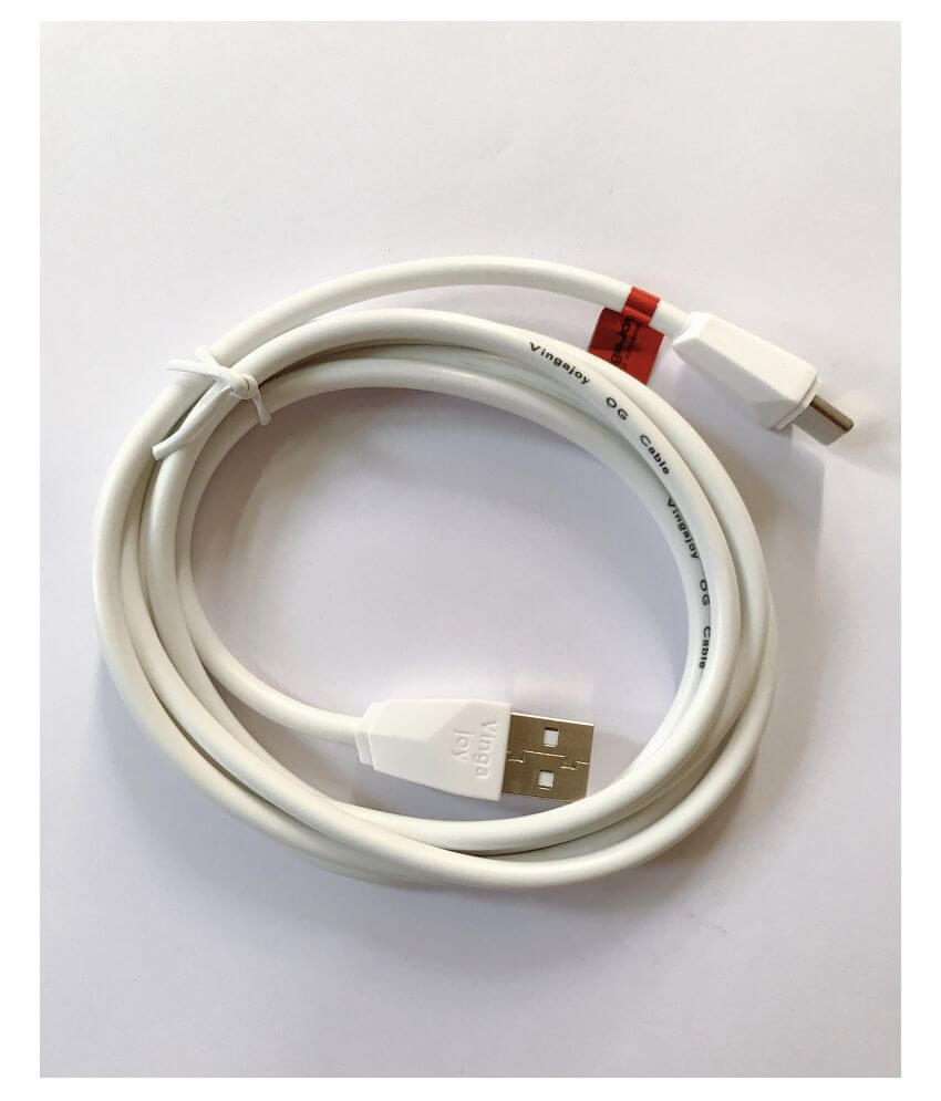 Vingajoy (A UBON Product) USB Data Cable Type C Image