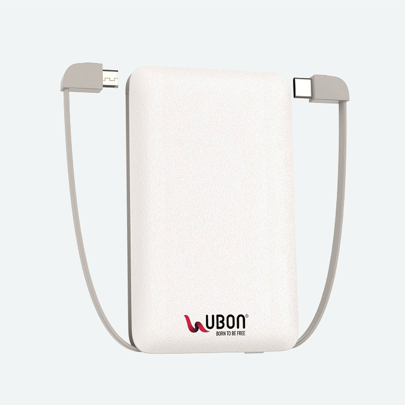Ubon PB-X14 5000mAh Power Bank With Dual USB Port
